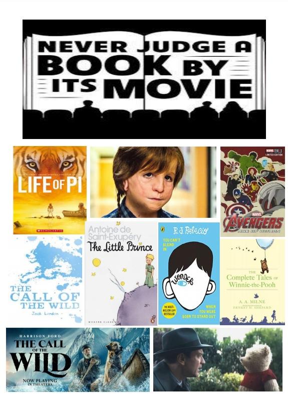Movie Novel Cover